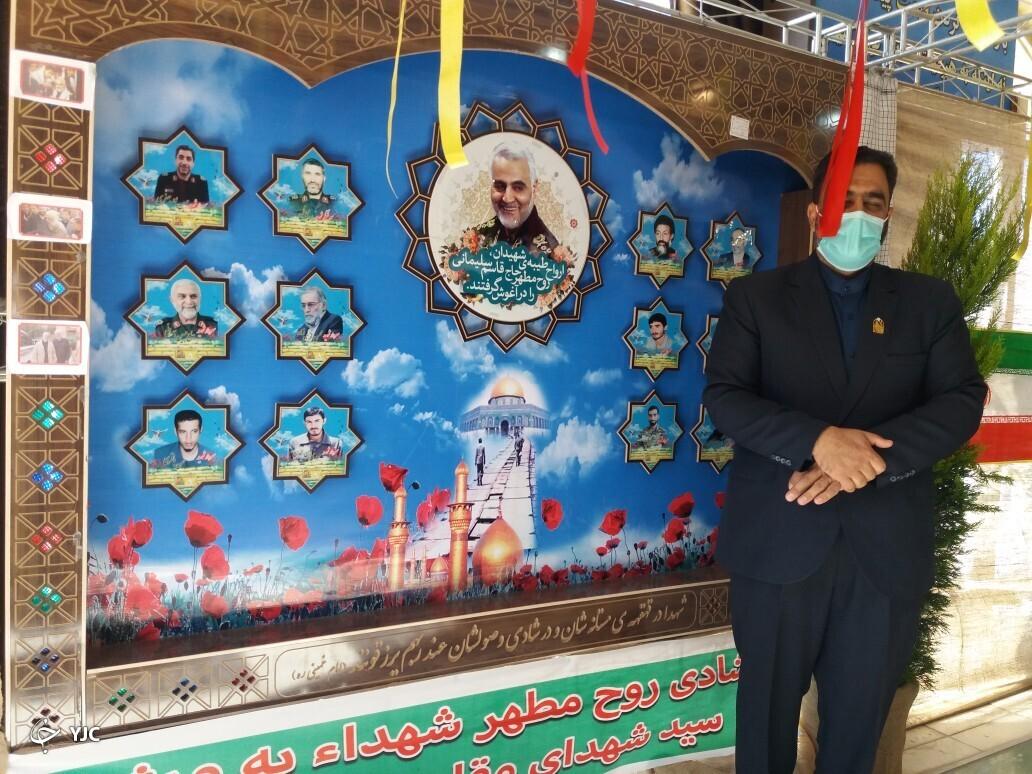 برپایی نمایشگاه آثار تولیدی مددجویان سراسر کشور در کرمان