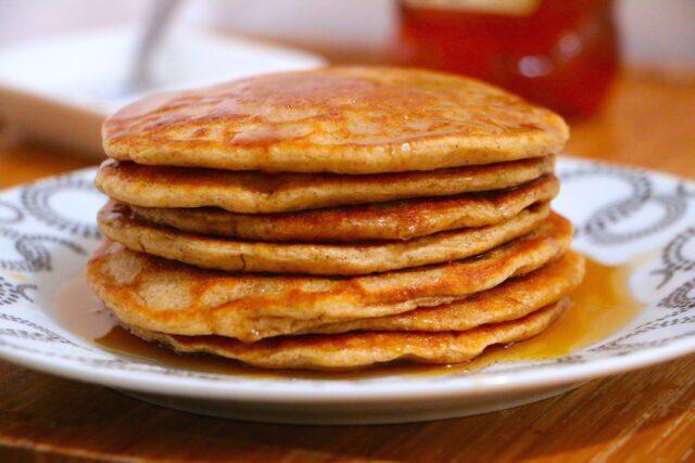 طرز تهیه نان چمچمو با خمیر جادویی؛ نان محلی بندرعباس