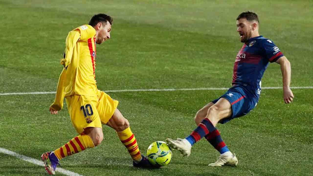 اوئسکا و بارسلونا