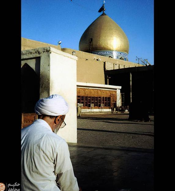 تصاویری تاریخی از آیت الله مصباح یزدی