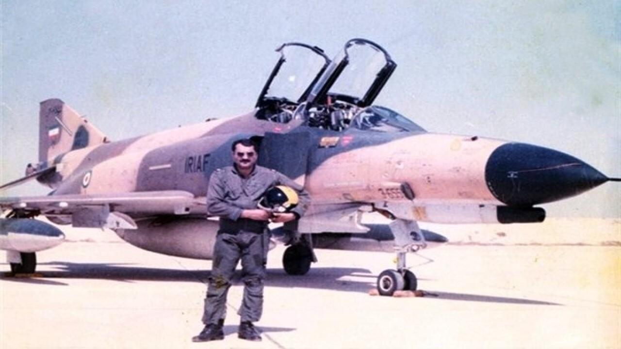 من یک خلبان هستم/ تیزپروازی که نظامی بود