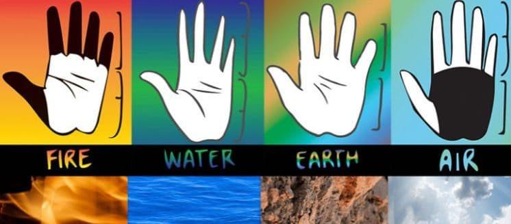 با نگاه کردن به دست خود، شخصیتتان را بشناسید