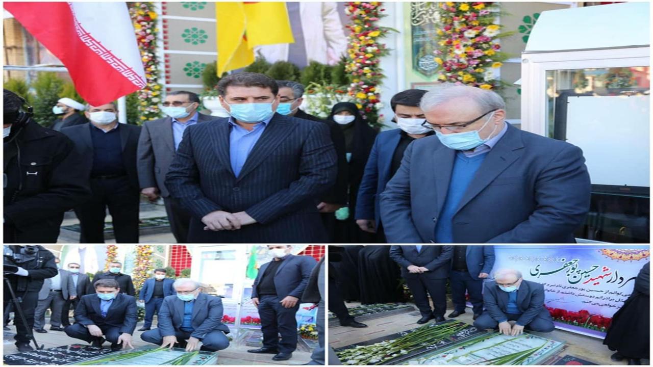 وزیر بهداشت سخنران یادواره شهدای مدافع سلامت کرمان است