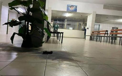حمله صهیونیستها به بیمارستان کودکان در فلسطین + تصاویر