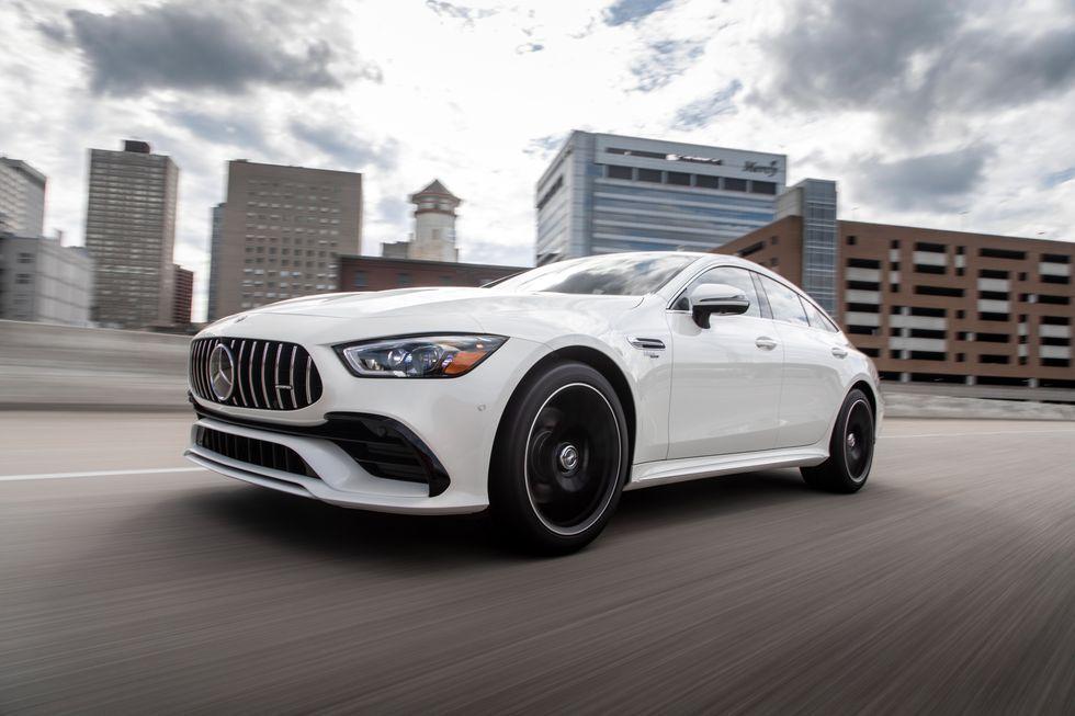2021 مرسدس-AMG GT43 / GT53 / GT63