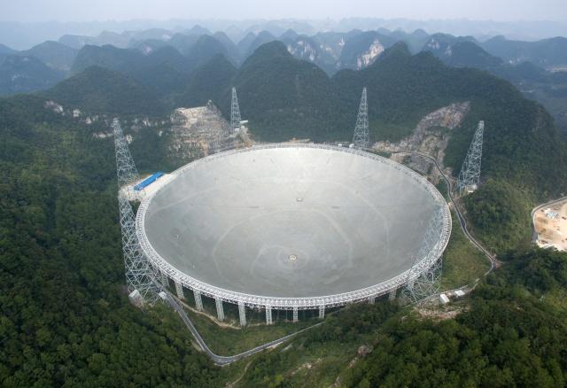 تلسکوپ FAST