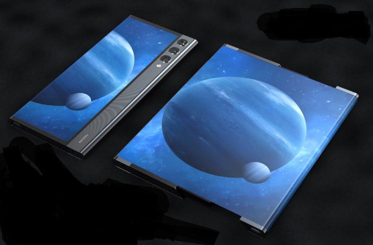 گوشی Galaxy Fold 3 تاشو سامسونگ توسط گوشی دو نمایشگر شیائومی محو شد