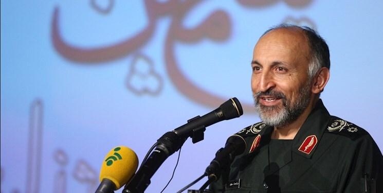تشییع پیکر شهید سلیمانی نشان داد مردم با محور مقاومت هستند