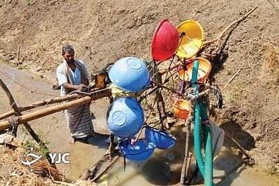 ابتکار عجیب کشاورز هندی