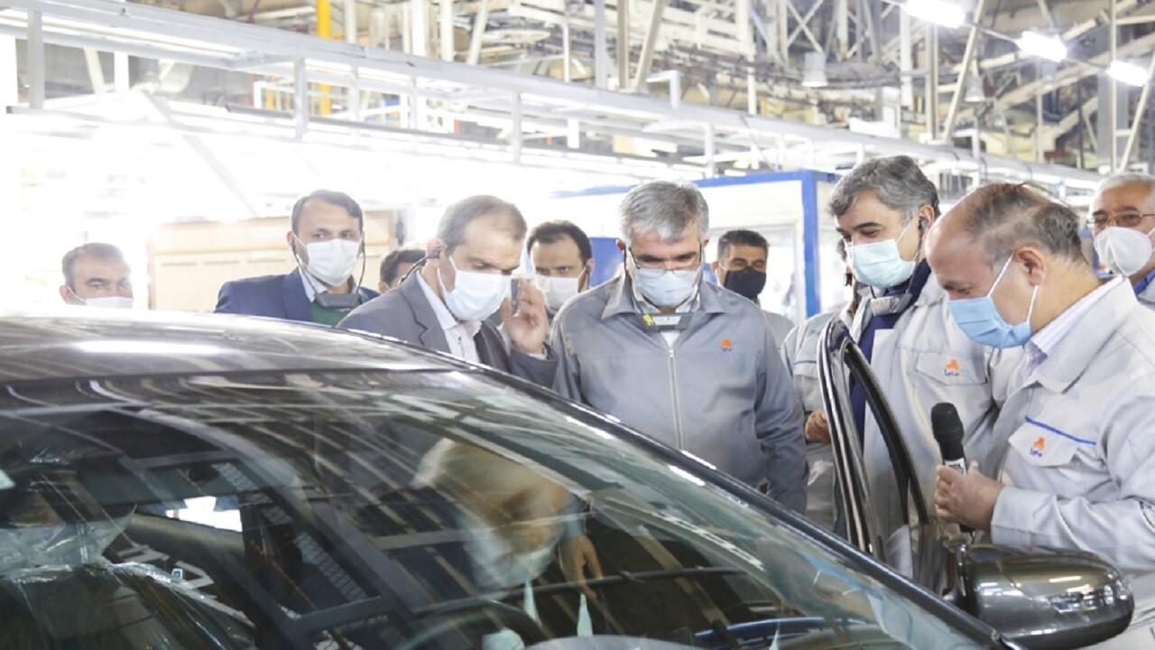 ضرورت افزایش حضور خودروسازان در بازار عراق و سوریه