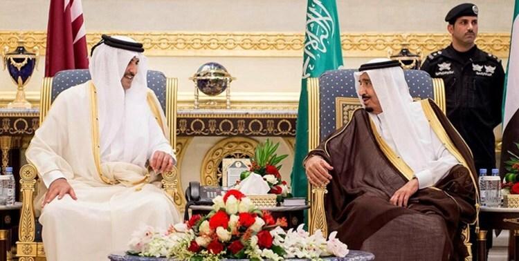 توافق عربستان و قطر