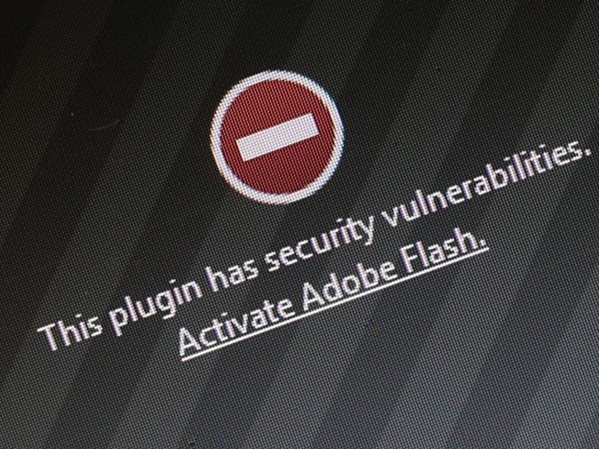 نرم افزار Adobe Flash Player