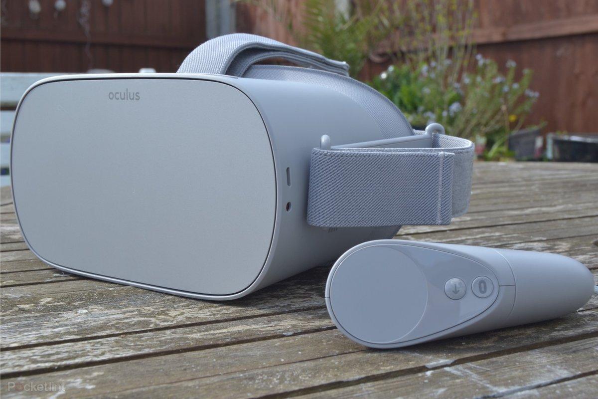 هدست واقعیت مجازی Oculus Go