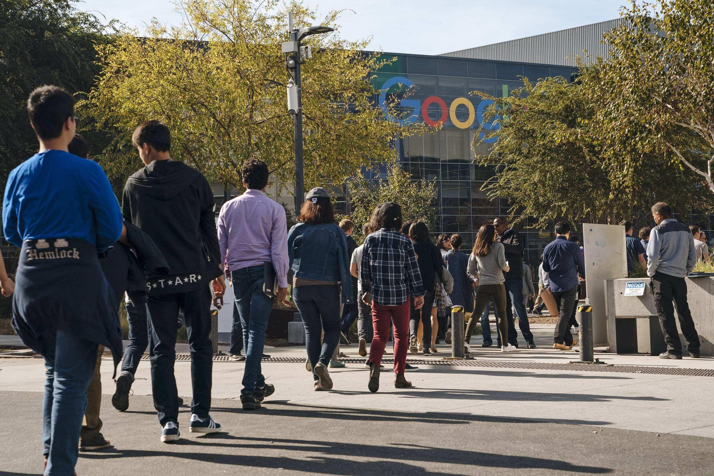 تاسیس اتحادیهای رسمی برای کارکنان گوگل