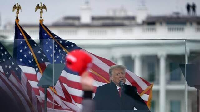 ترامپ: شکست را نمیپذیریم/ تقلبی بیسابقه در انتخابات روی داد 02