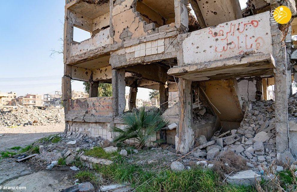 روایت وحشتناک یک عکاس از زندان مرگ و اردوگاه زنان داعش+ تصاویر
