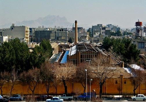 پرونده مسکوت یک میراث متروک/ سرنوشت کارخانه ریسباف اصفهان چه میشود؟