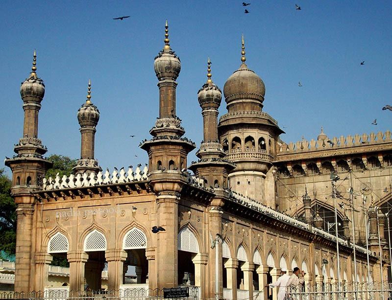 مسجدی که نامش مکه است!