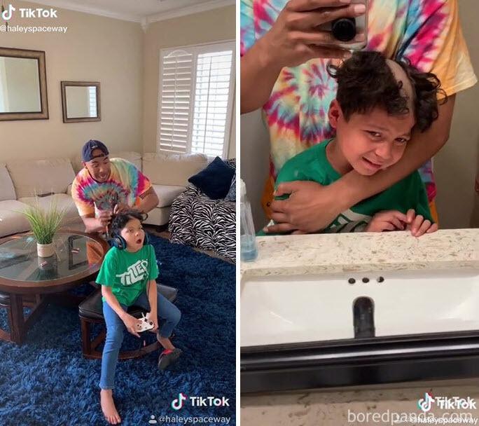 کارهای عجیب و احمقانهای که مردم برای جلب توجه در شبکههای اجتماعی میکنند + تصاویر