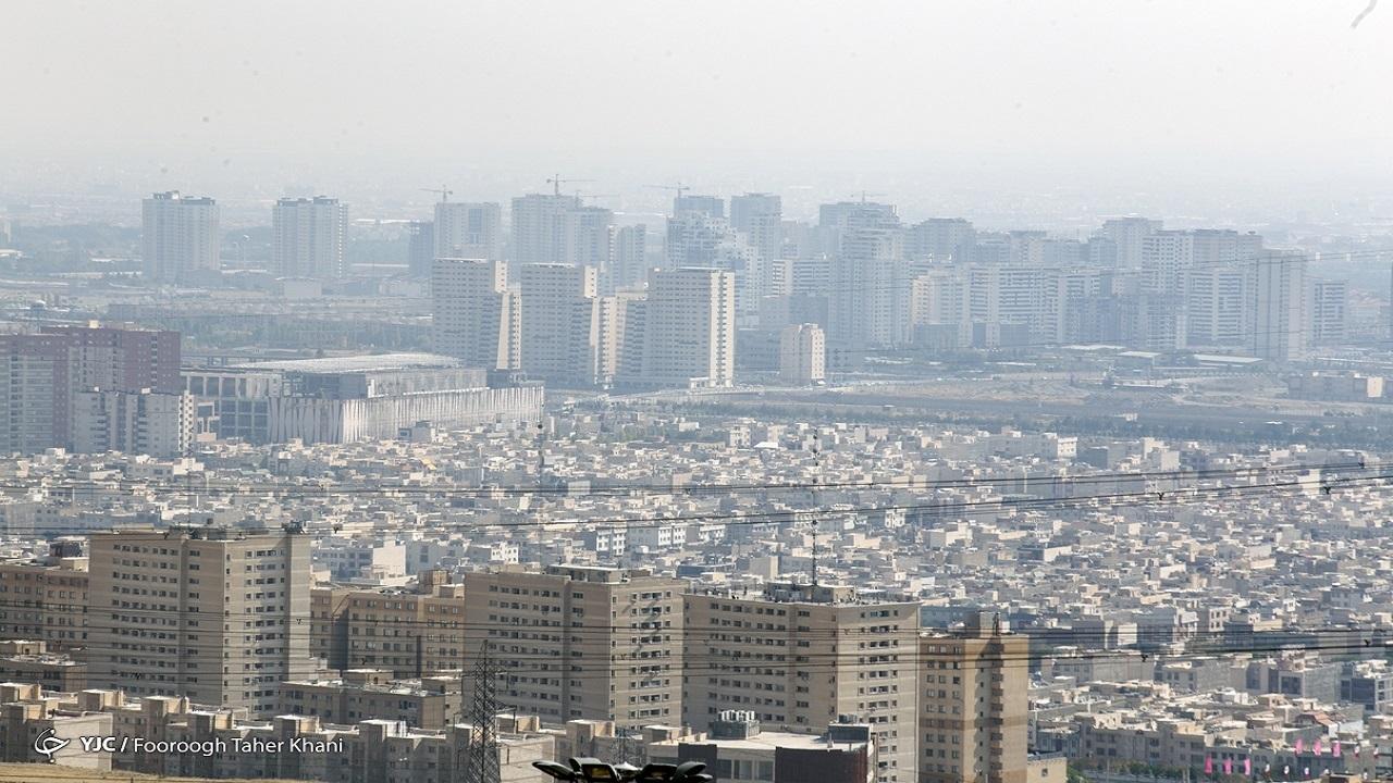 تداوم هوای آلوده برای پایتخت