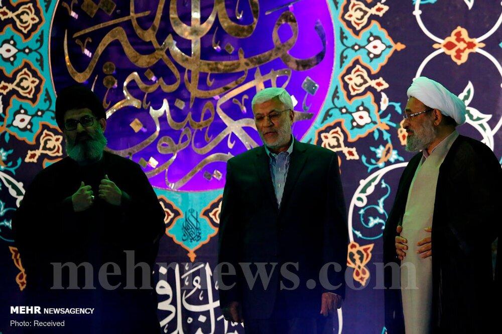 ناگفتههای حضور شهید ابومهدی المهندس در مسجد جمکران