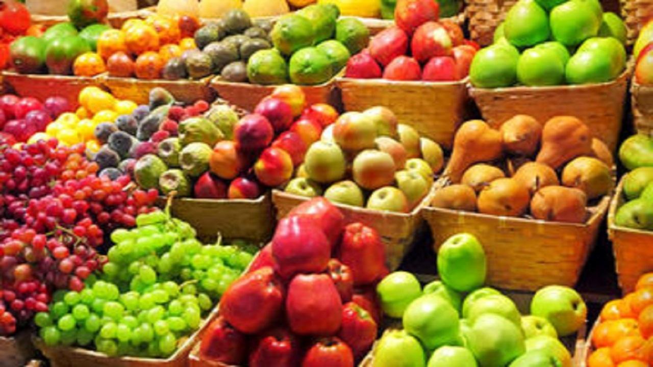 قیمت هر کیلو میوه دستچین در میادین میوه و تره بار چقدر است؟
