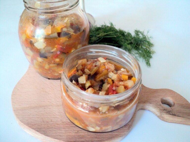 طرز تهیه ترشی مخلوط سبزیجات به سبک روسی؛ ترشی مخلوط فوری و خوشمزه