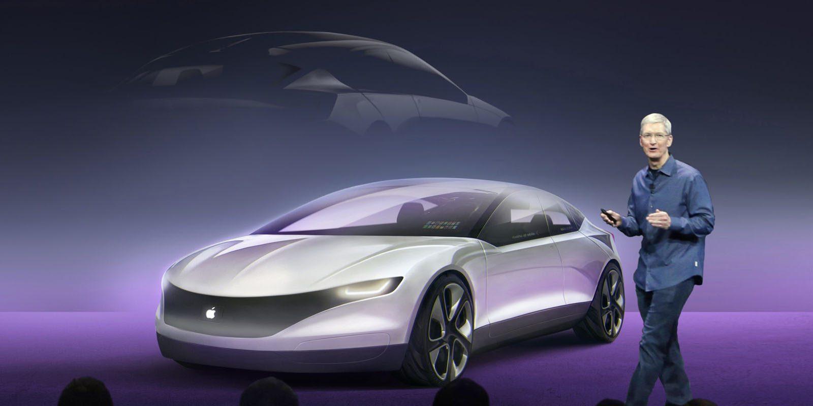 عقاید اپل و هیوندای برای تولید اتومبیلهای الکتریکی