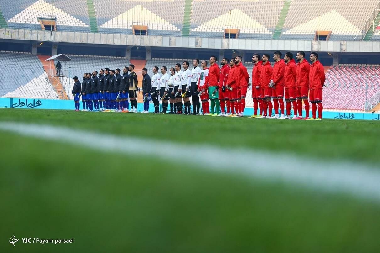 تازهترین رنکینگ جهانی فوتبال باشگاهی/ پرسپولیس در رتبه ۱۲۲