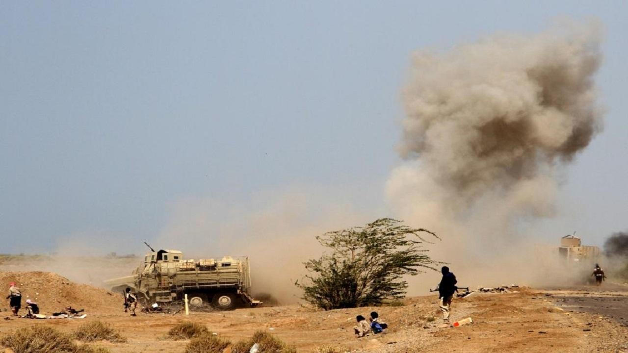 کلاه قبایل متحد سعودی بر سر ریاض در بحبوحه جنگ سرنوشتساز مارب + تصاویر