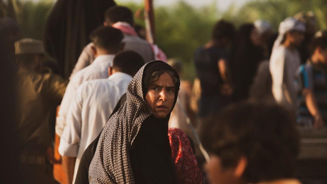 رونمایی از گریم ستاره پسیانی در فیلم سینمایی «یدو»