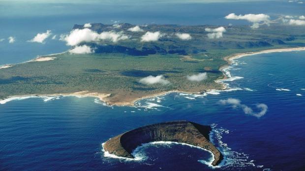 ۹ جزیره غیر معمول در جهان