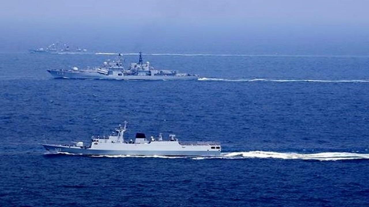13276953 256 » مجله اینترنتی کوشا » ورود ۴ کشتی چینی به آبهای سرزمینی ژاپن 1