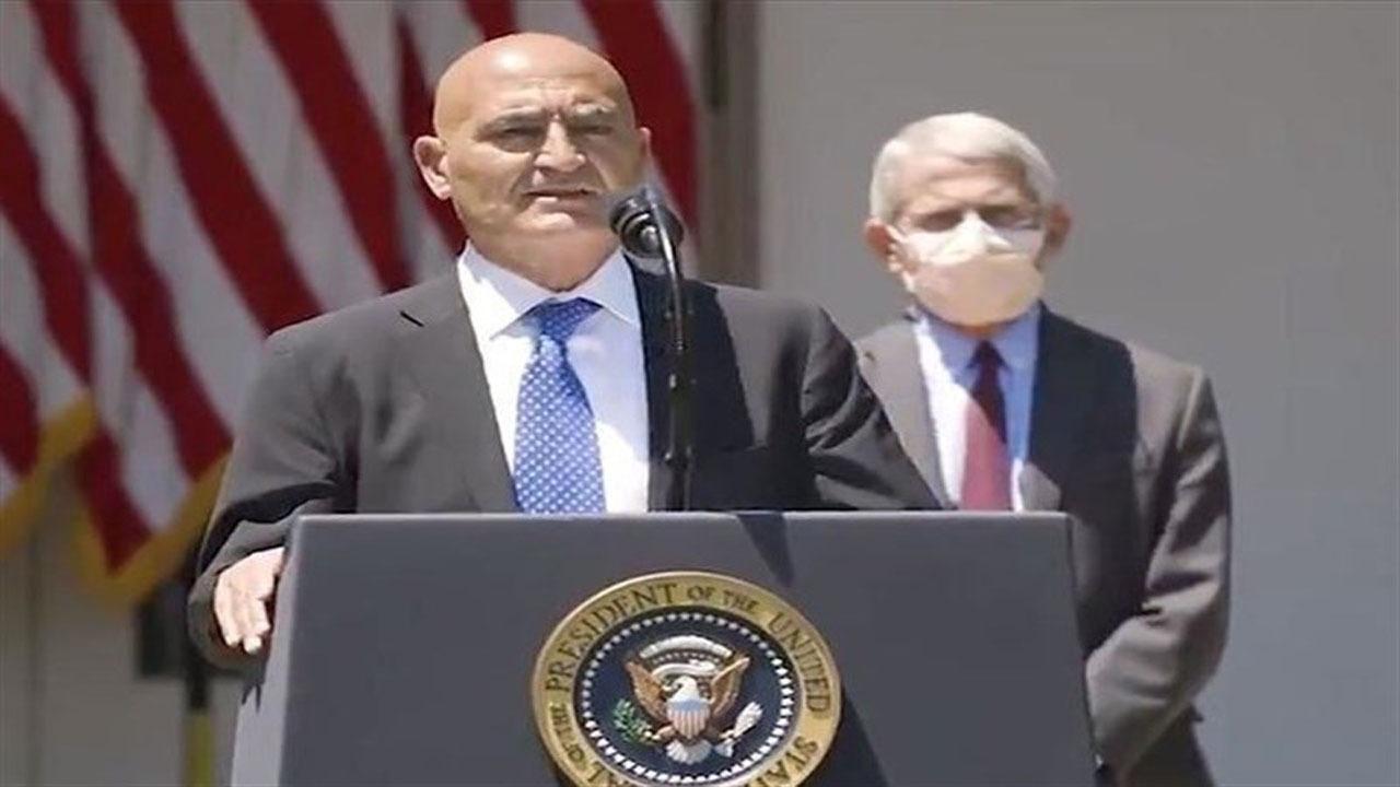 13277324 129 » مجله اینترنتی کوشا » رئیس ستاد واکسیناسیون کرونا در دولت ترامپ استعفا کرد 1