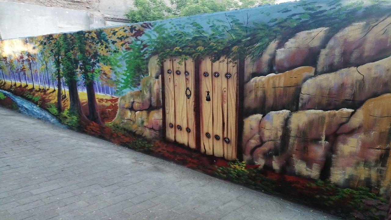 فراخوان عمومی طرح دیوارنگاری در اهواز منتشر شد