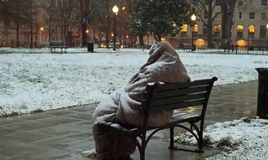 فصل سرما و شروع فصل جدیدی از زندگی بیسرپناهان!
