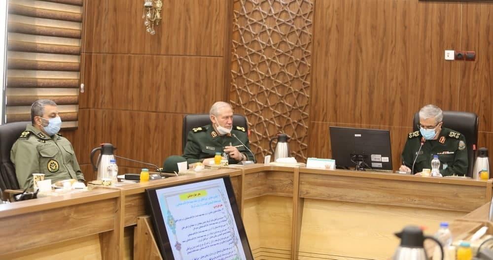 جلسه شورای سیاستگذاری همایش بین المللی مطالبات حقوقی-بین المللی دفاع مقدس برگزار شد