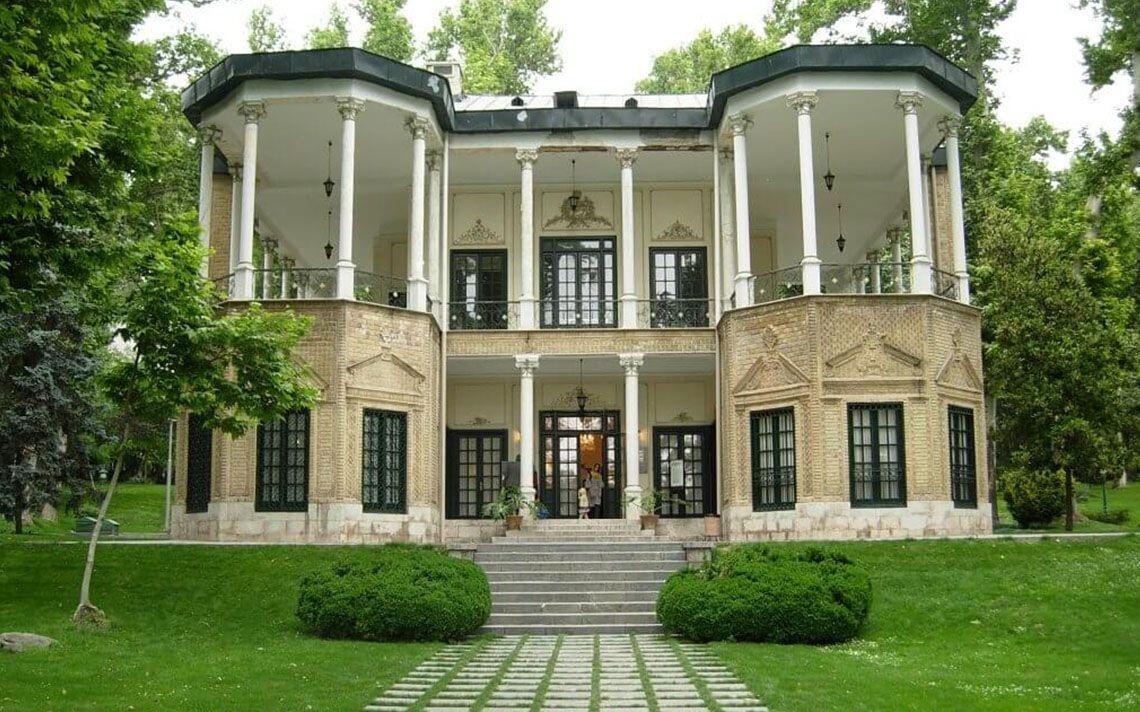 رد پای تاریخ در مجموعه کاخهای تهران