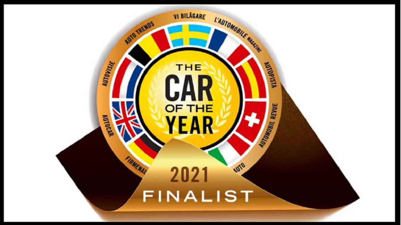 لیست نامزدهای نهایی خودروی سال ۲۰۲۱ اروپا