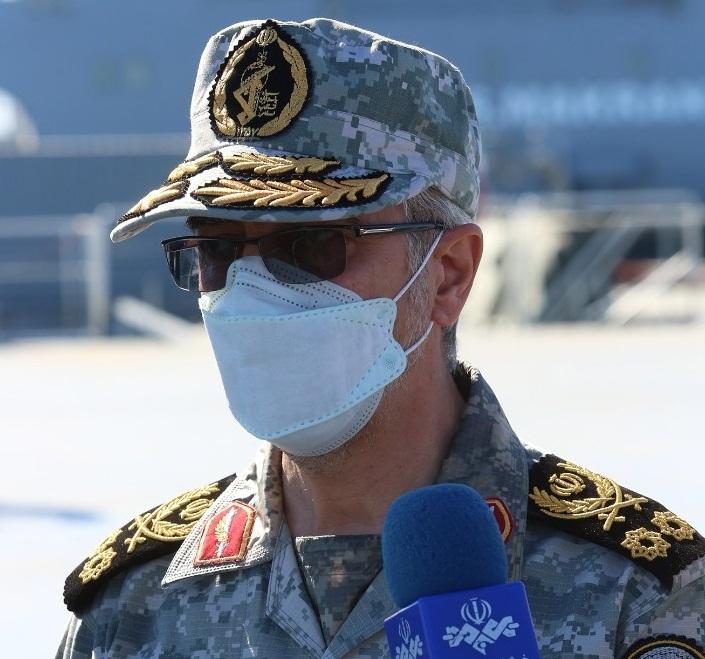اجازه عرض اندام به هیچ دشمنی را نخواهیم داد/ گشتهای دریایی ایرانی در دریای سرخ