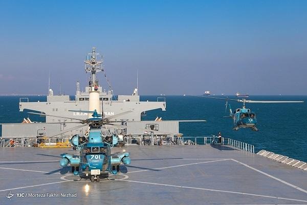 نیروی دریایی ارتش از کدام دستاوردهای جدید رونمایی کرد؟