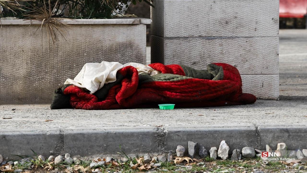 شروع فصل سرما و داستان جدیدی از زندگی بیسرپناهان!
