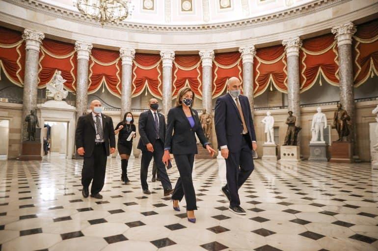 تصویب طرح اتهام ترامپ به تحریک و شورش در مجلس نمایندگان