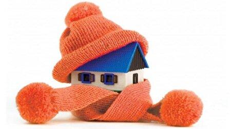 چگونه بدون هدر دادن انرژی در زمستان گرم بمانیم؟