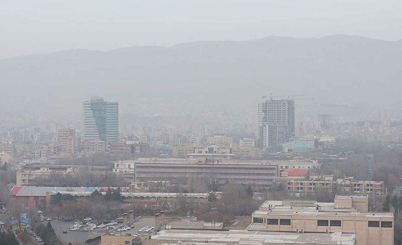 نفس کلان شهر تبریز همچنان گرفته است