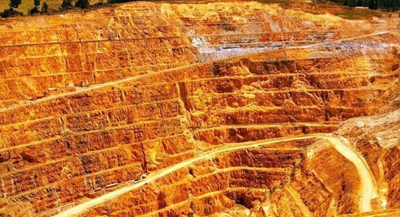 ضرب الاجل محیط زیست آذربایجان شرقی به معدن طلای اندریان