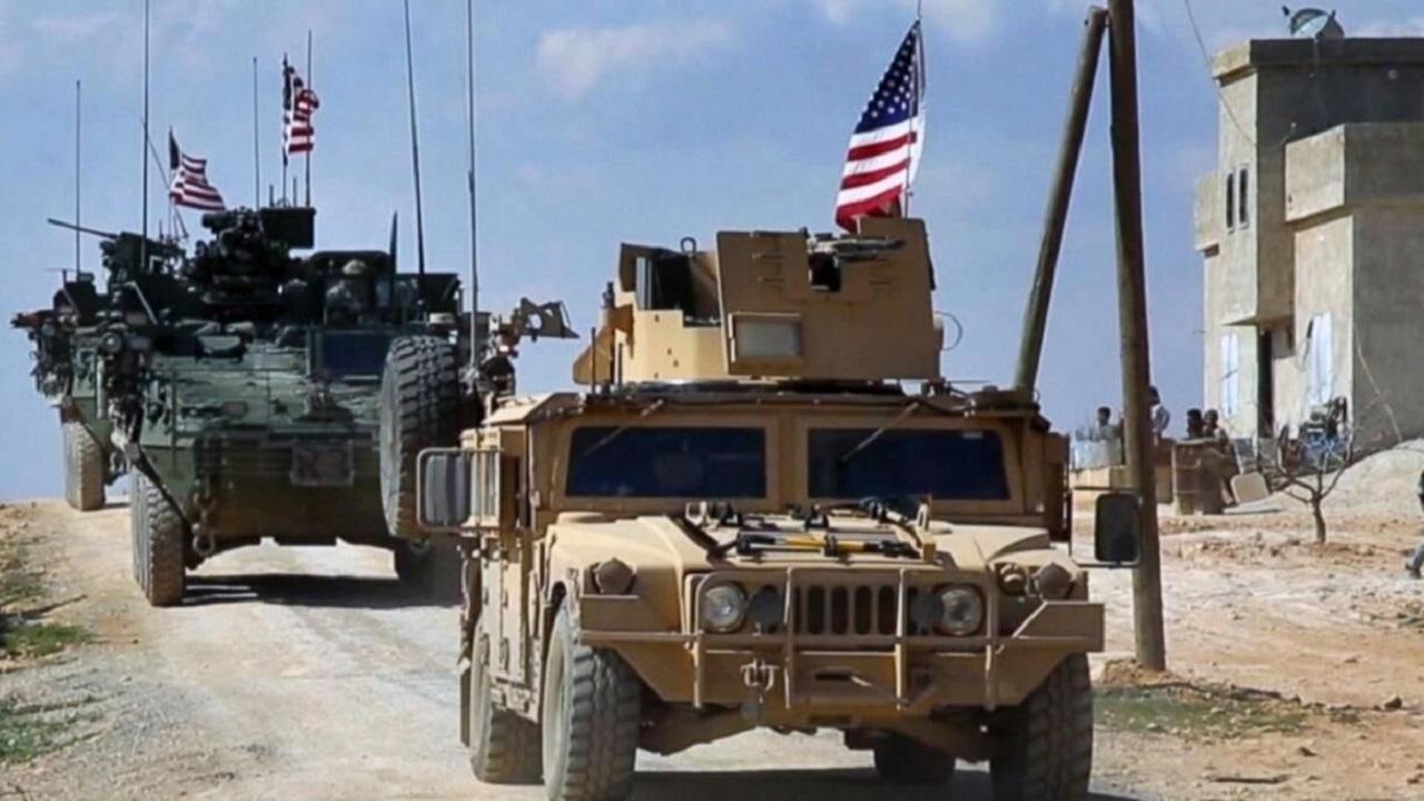 نیروهای آمریکایی کاروانهای نظامی جدیدی را وارد الحسکه کردند