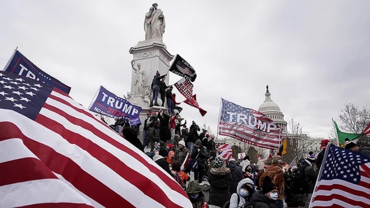 شهروندان آمریکایی این کشور را در آستانه فروپاشی می دانند