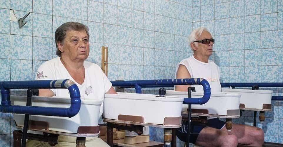 عکسهای به جا مانده از دنیای عجیب کمپهای تفریحی شوروی