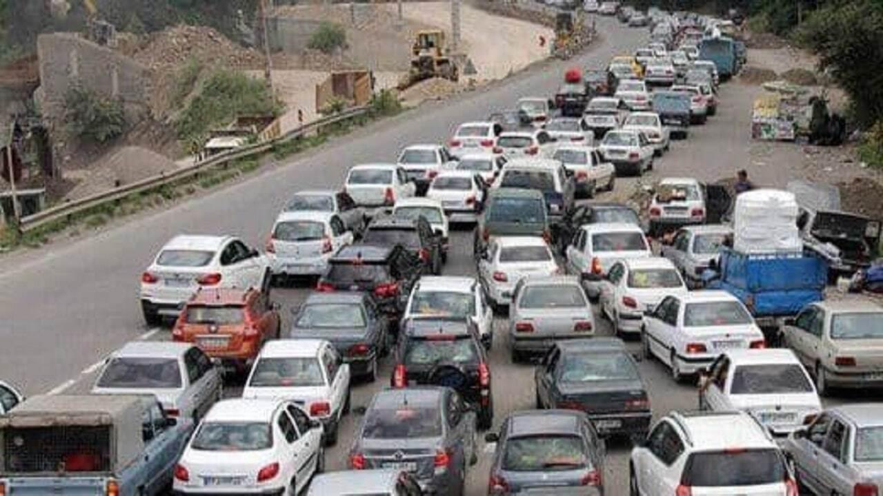 وضعیت ترافیک محورهای شمالی عادی است/ جلوگیری از ورود پلاکهای غیر بومی به شهرهای قرمز ادامه دارد